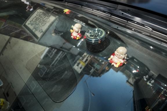 Buddha Dashboard