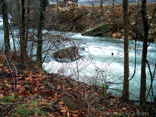 West Virginia River.