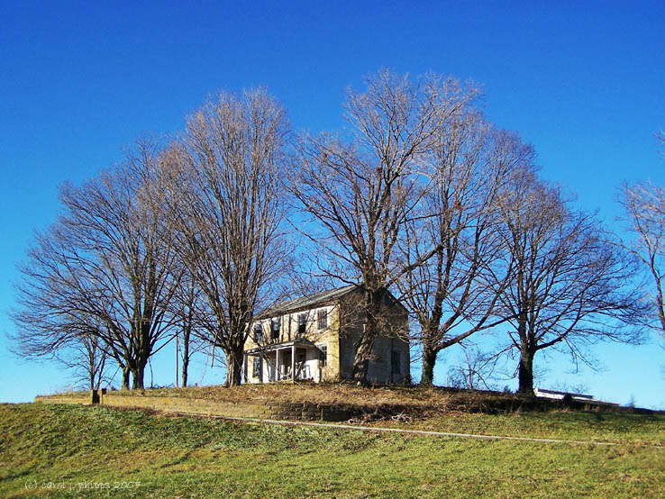House on a Hilltop.