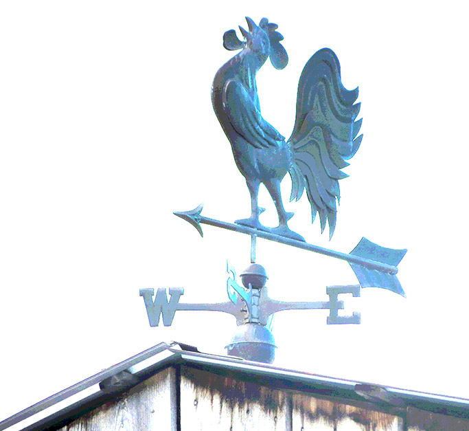 Windy Hill Farm Weather Vane