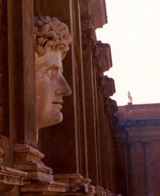 Head of Constantine