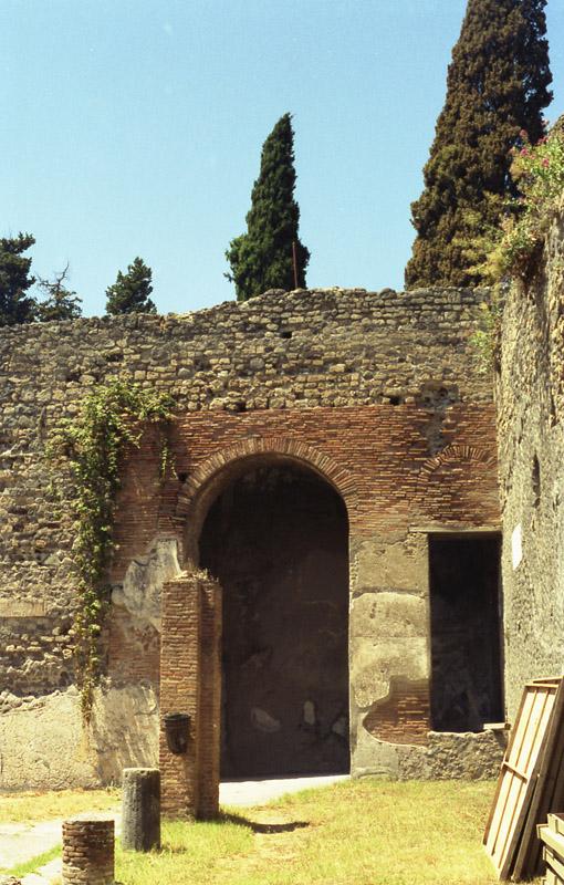 Doorway in Theatre