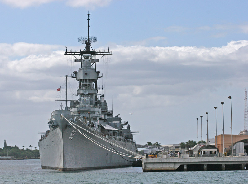 Pearl Harbor view 1