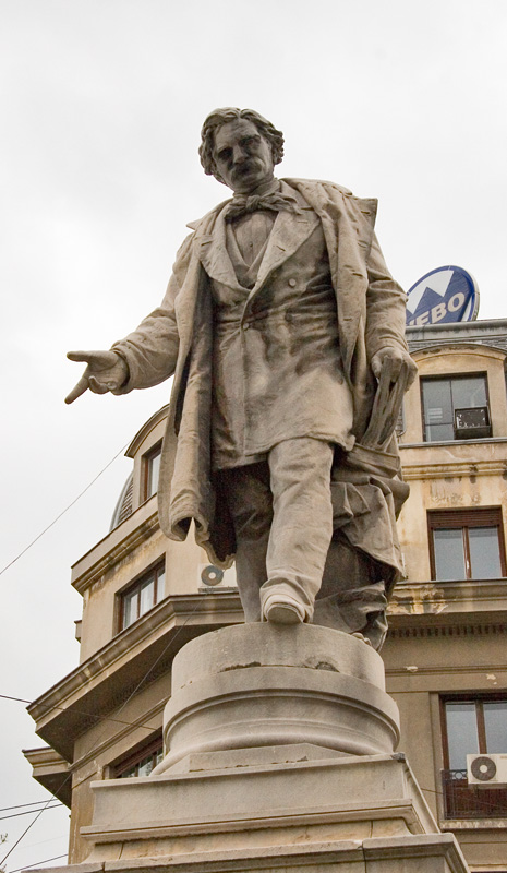Father of Romanian Novel