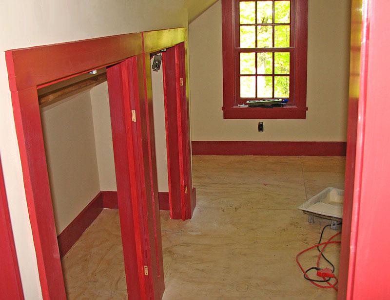 Paint no Carpet