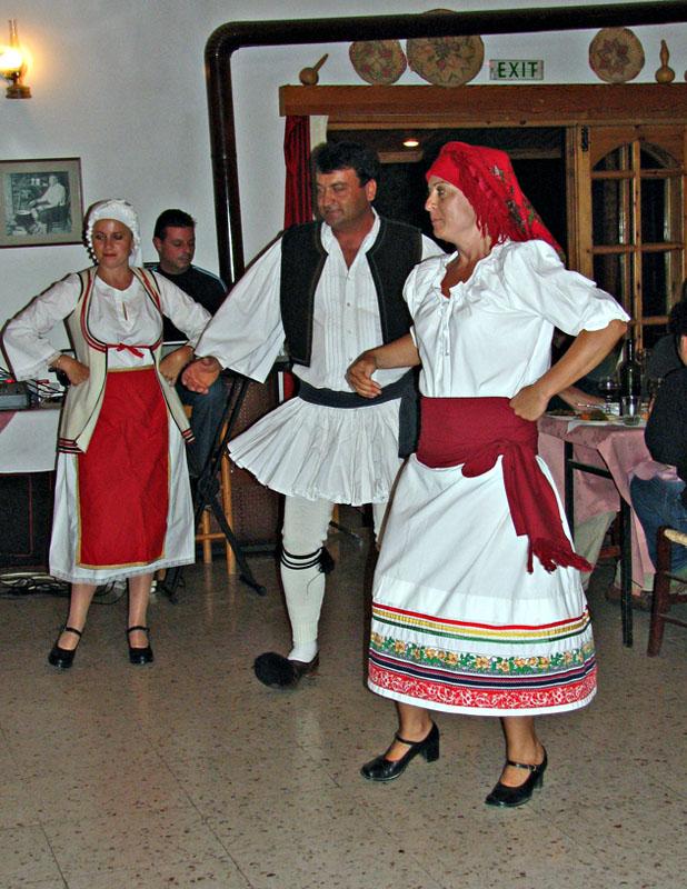 Greek Folk Dancing