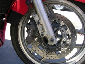 Big Brakes on Early Concours (86-93)