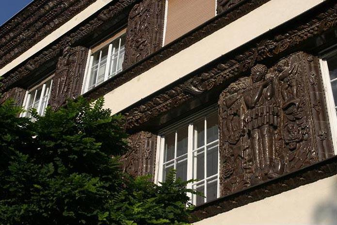 E.Lichtblau,Schoko-Haus,Vienna