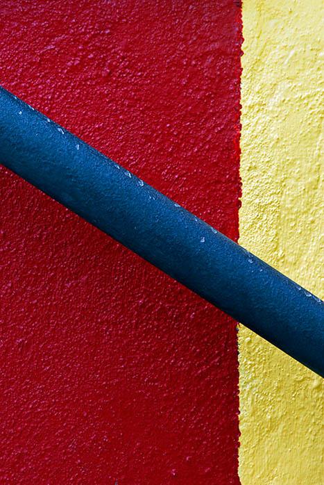 The Diagonal - A Close-Up
