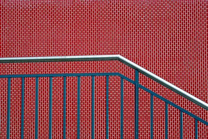 The red wall #2