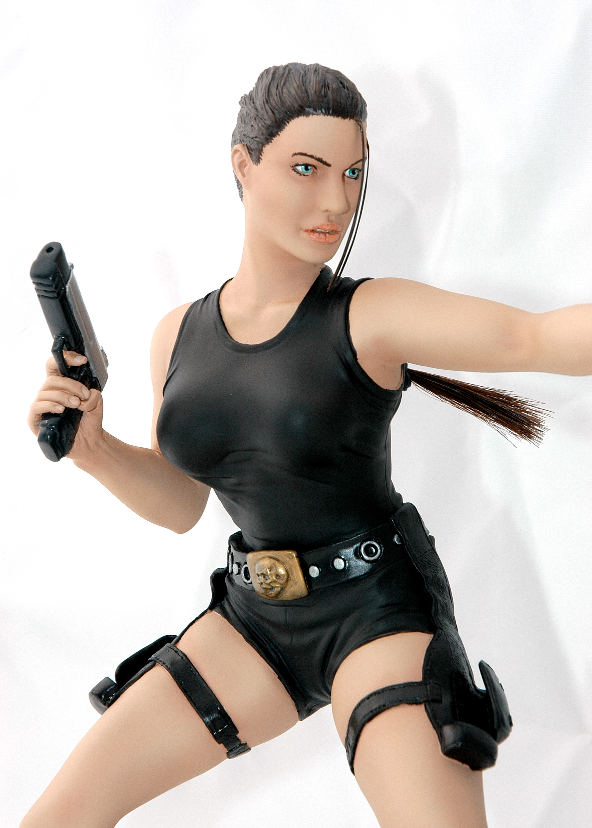 Lara Croft Angelina Jolie Version Photo Donald Corrasa Photos At
