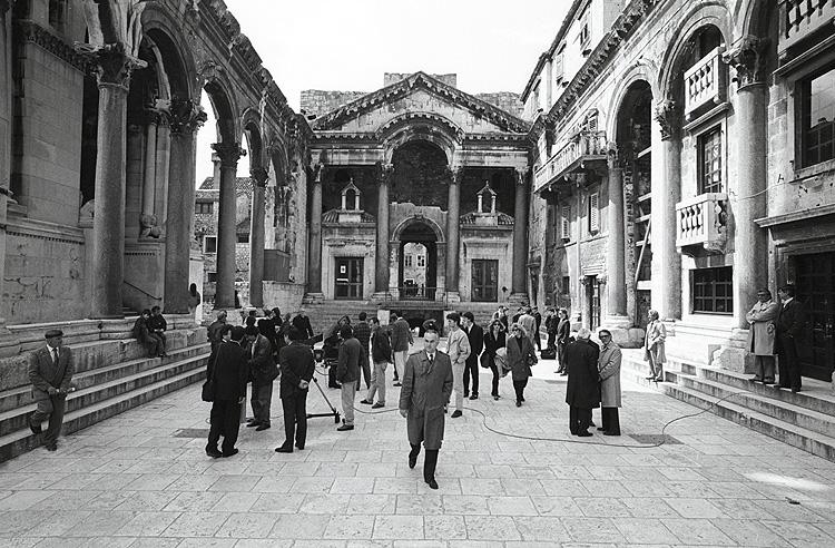Diocletians palace, Split