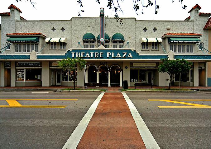Vero Beach Theatre Plaza 1