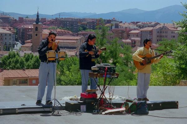 Segovia musicians