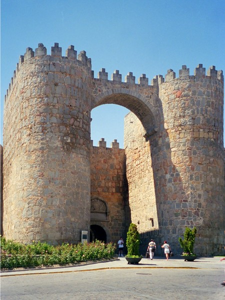 Avila main gate