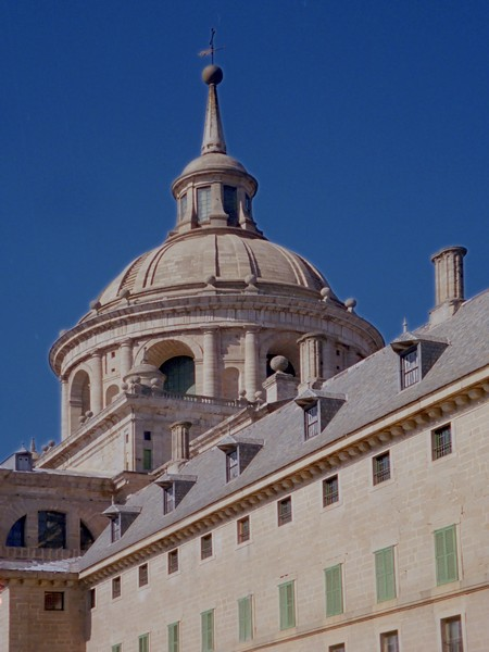 Toledo Cathedral dome