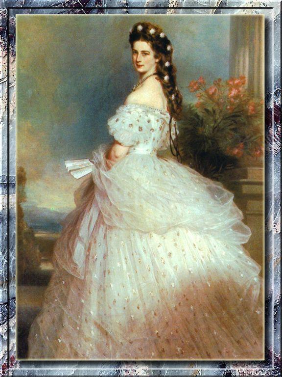 Elisabeth Von Wittelsbach, Infamous Sissi, Schoenbrunn, Vienna