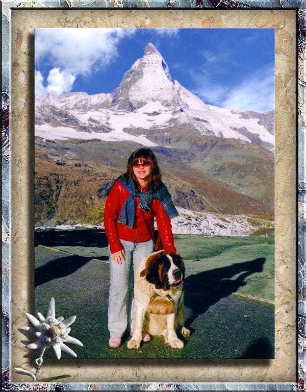 Dos Bonitas, Saga Continues, Swiss Alps