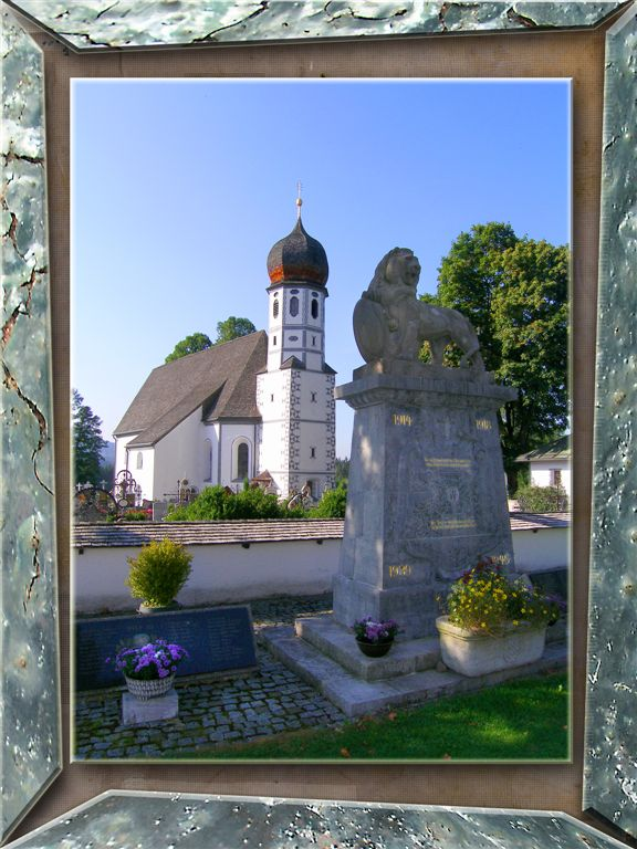 Everything Is Forgiven, Nothing Is Forgotten, Reichersbeuern, Bayern