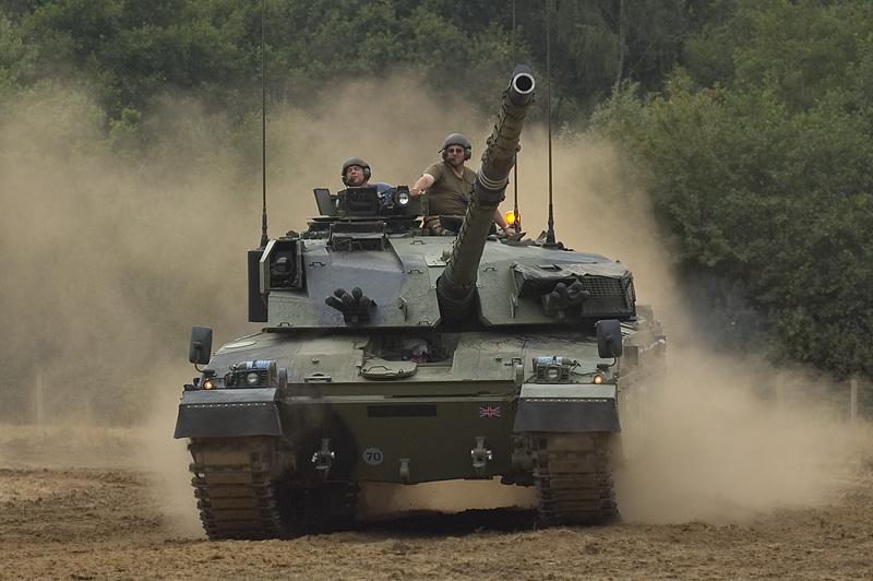 1986 British FV4030 Challenger Main Battle Tank