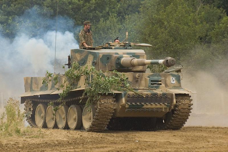 1940s German Tiger I Heavy Tank
