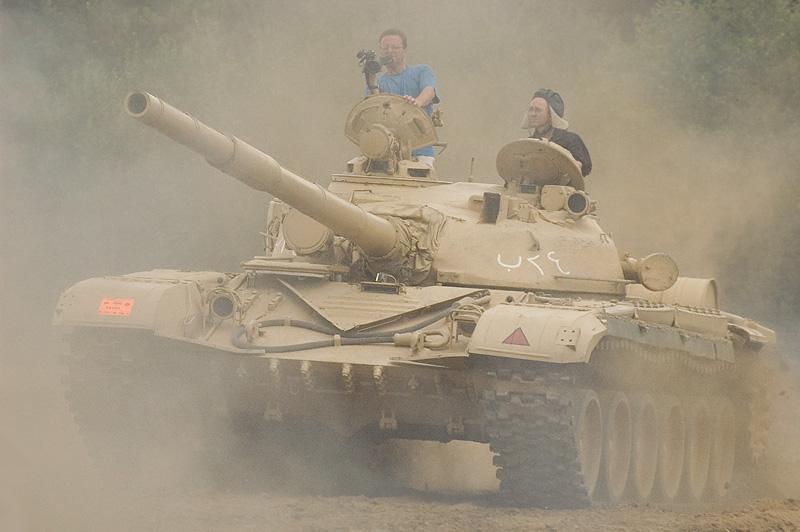 1978 Soviet T72 M  Medium Tank