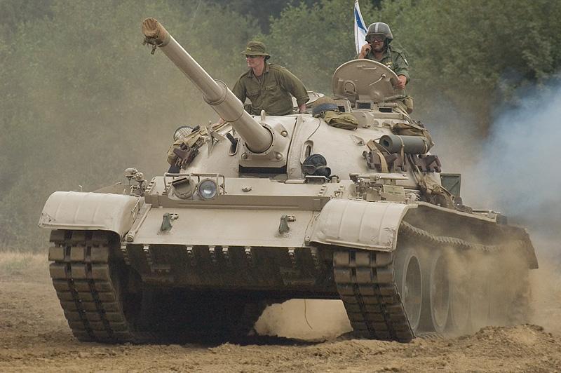 1971 Soviet T55 Medium Tank