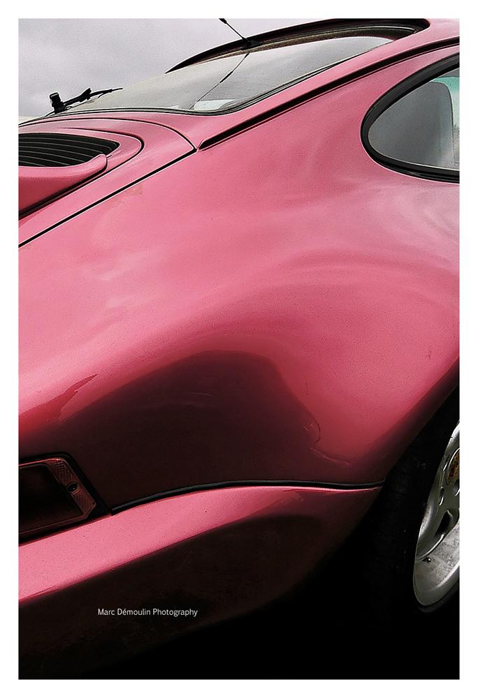 Porsche Turbo, Reims 2007