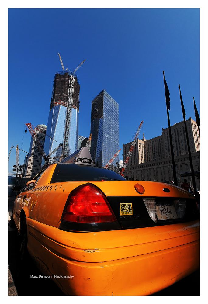 Yellow Cab, New York 2011