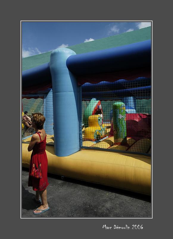 Inflatable adventure playground 2