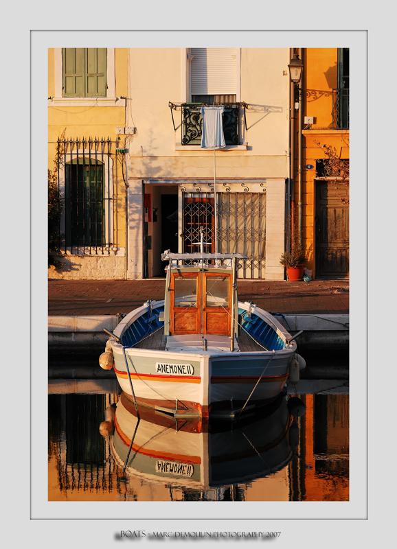 Boats 1 (Martigues)