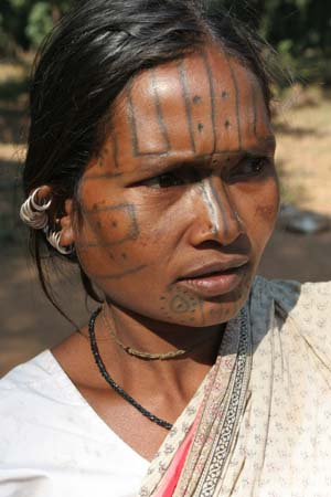 tattoos as tribal identification