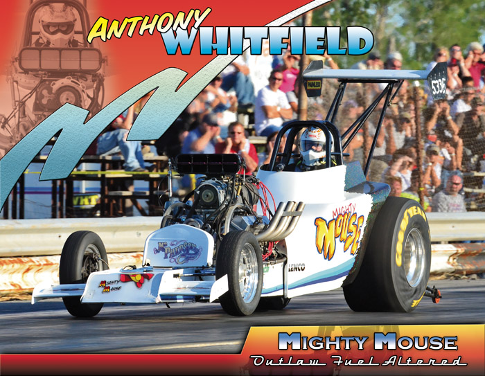 Anthony Whitfield OFAA 2013