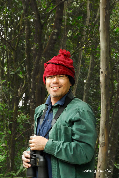 Kinabalu - Ku Kok On at Kinabalu National Park