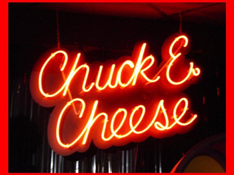 Chuck E Cheese Hell