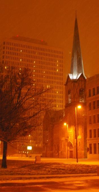 downtown Toledo