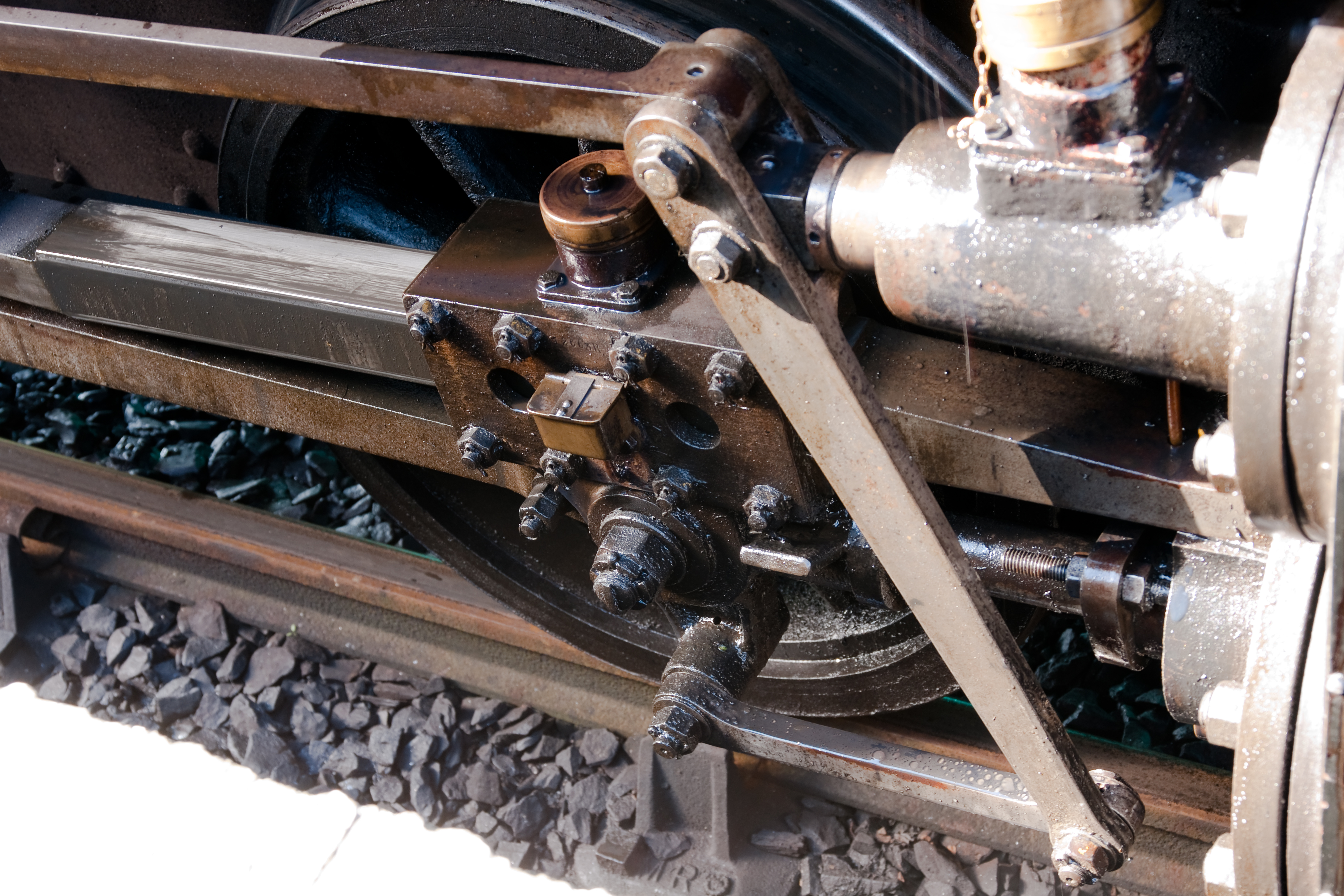 More of the drive train
