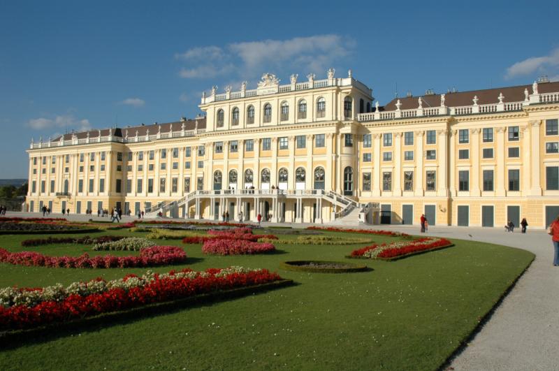 Schonbrunn »¥¬Û®c