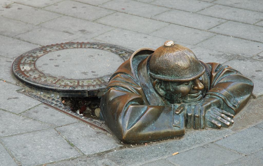 The Starter of Bratislava