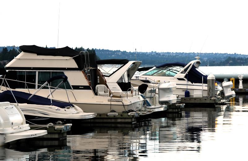 Lake Washington 2 - in Early Morning