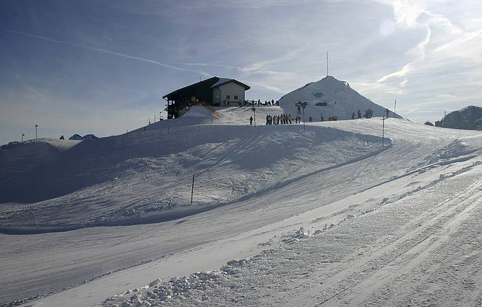 Kleinwalsertal - Rundwanderweg Gottesacker / Ifen