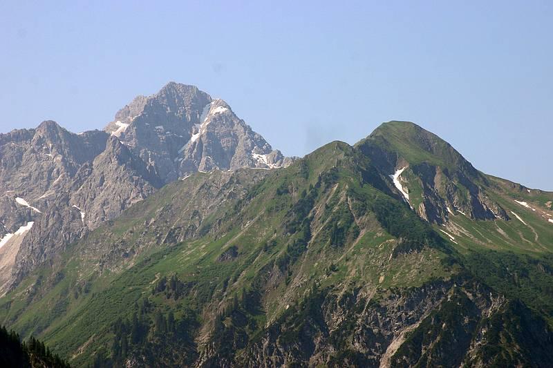 Kleinwalsertal - Austria