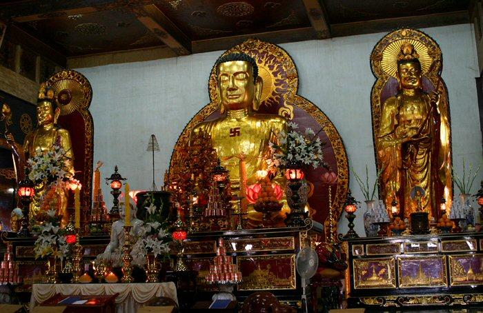Chùa Vinh Nghiêm Temple