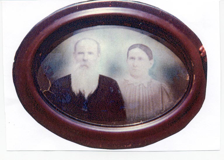 William Milton Griffin  and Laura Carter Griffin