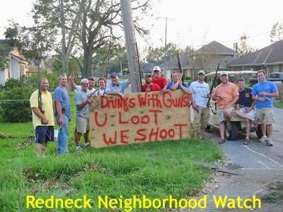 redneck neighborhood watch.bmp