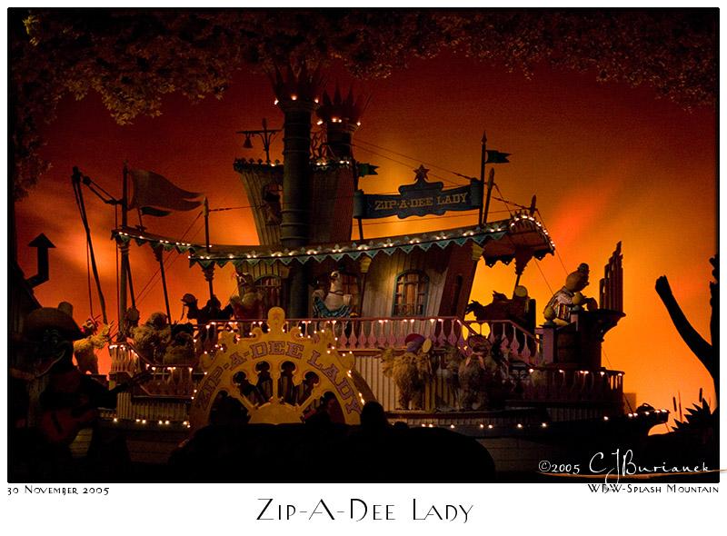 Zip-A-Dee Lady - 7698 05Nov30