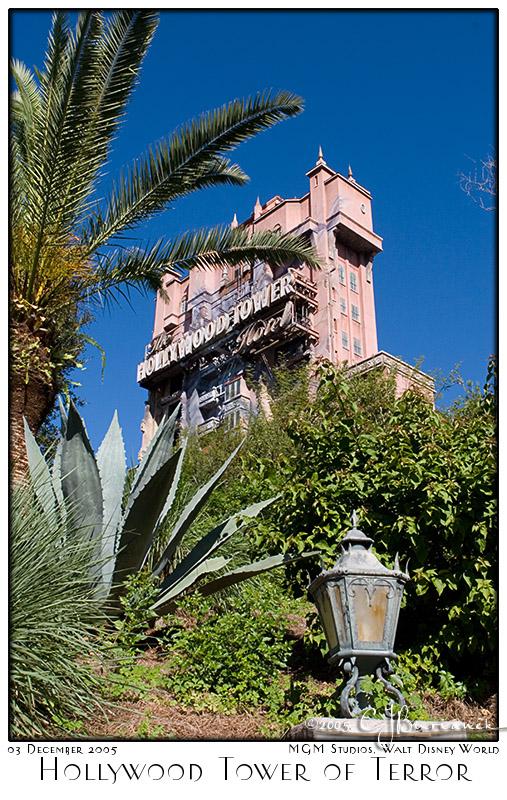 Hollywood Tower of Terror - 8251 03Dec05