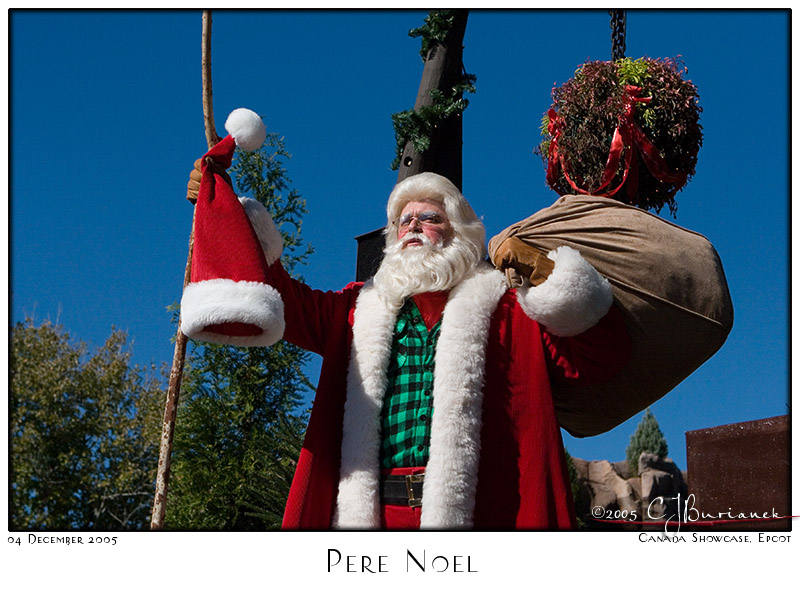 Pere Noel - 8323 04Dec05
