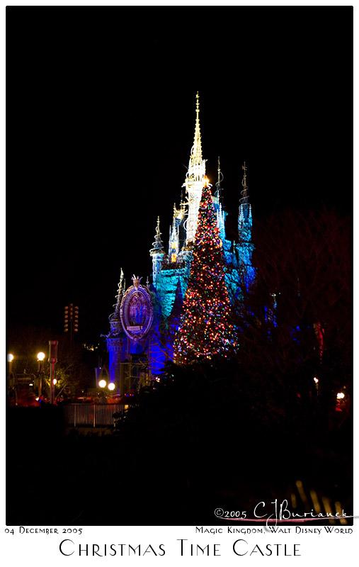 Christmas Time Castle 8384 04Dec05