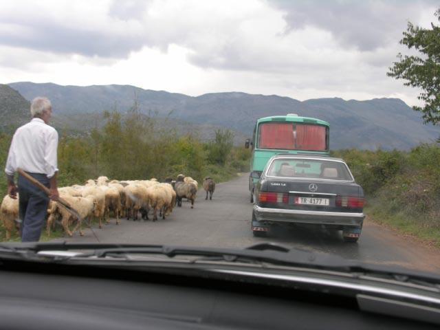 Albanian highway?!